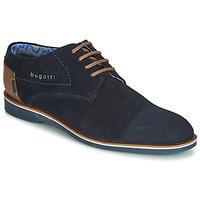 Schoenen Heren Derby Bugatti TOUZETTE Blauw