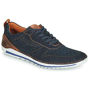 Schoenen Heren Lage sneakers Bugatti TIPPO Blauw