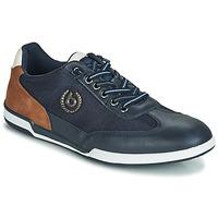 Schoenen Heren Lage sneakers Bugatti TIPPA Blauw