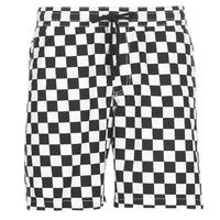Textiel Heren Korte broeken / Bermuda's Vans RANGE SHORT 18 Zwart / Wit