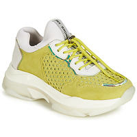 Schoenen Dames Lage sneakers Bronx BAISLEY Geel