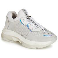 Schoenen Dames Lage sneakers Bronx BAISLEY Grijs