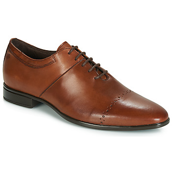 Schoenen Heren Klassiek Carlington JEMRON Cognac