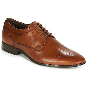Schoenen Heren Derby Carlington JEVITA Brown