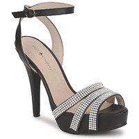 Schoenen Dames Sandalen / Open schoenen Friis & Company CORTNAY Zwart