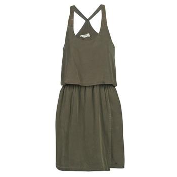 Textiel Dames Korte jurken Kaporal FIXE Kaki