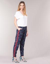 Textiel Dames Losse broeken / Harembroeken Kaporal BABY Marine / Multikleuren