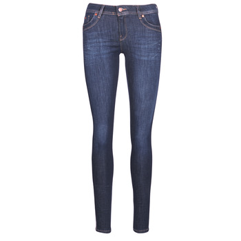 Textiel Dames Skinny jeans Kaporal SATIN Blauw / Medium