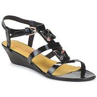 Schoenen Dames Sandalen / Open schoenen Stephane Gontard MALIBU Zwart