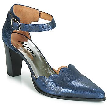 Schoenen Dames pumps Myma  Marine