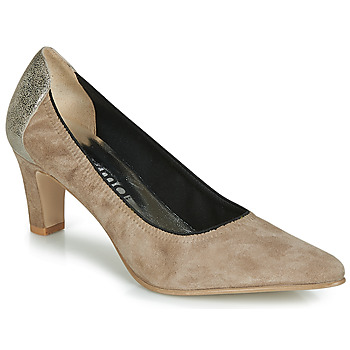 Schoenen Dames pumps Myma ELEGANCY Beige