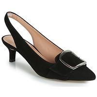 Schoenen Dames pumps Unisa JALIS Zwart
