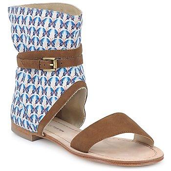 Schoenen Dames Sandalen / Open schoenen Paul & Joe Sister ARMINE Brown