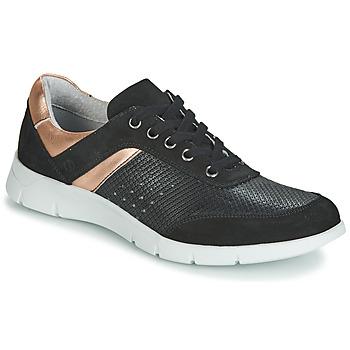 Schoenen Dames Lage sneakers Yurban JEBELLE Zwart