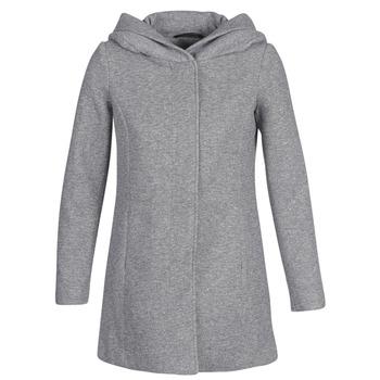 Textiel Dames Mantel jassen Vero Moda VMVERODONA Grijs