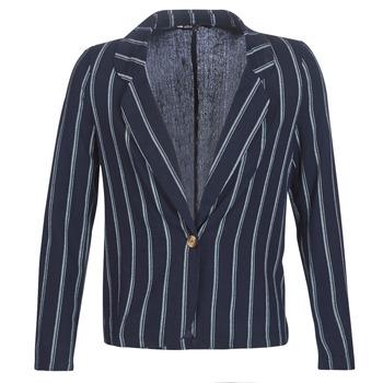 Textiel Dames Jasjes / Blazers Vero Moda VMANNA Wit / Marine