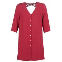 Textiel Dames Korte jurken Vero Moda VMRICKY Bordeaux
