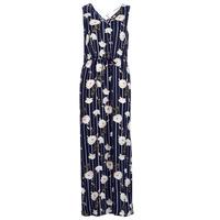 Textiel Dames Lange jurken Vero Moda VMSIMPLY Marine