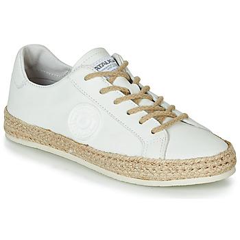 Schoenen Dames Lage sneakers Pataugas PAM /N Wit