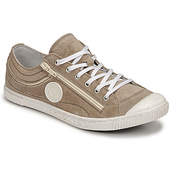 Schoenen Dames Lage sneakers Pataugas BISK/MIX Taupe