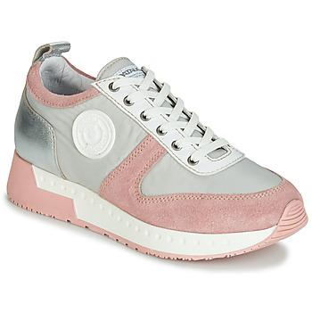 Schoenen Dames Lage sneakers Pataugas TESSA Grijs / Roze