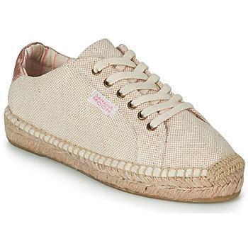 Schoenen Dames Lage sneakers Banana Moon PACEY Beige