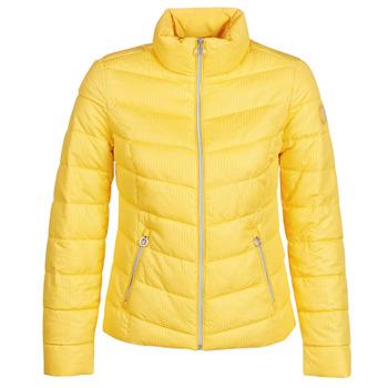 Textiel Dames Dons gevoerde jassen S.Oliver 04-899-61-5060-90G7 Geel