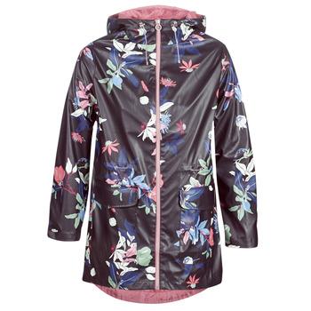Textiel Dames Parka jassen S.Oliver 04-899-61-5060-90G17 Marine / Multicolour
