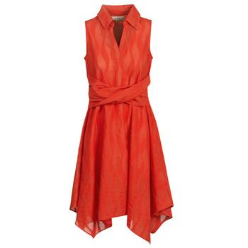 Textiel Dames Korte jurken Derhy EMBARCATION Rood