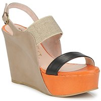 Schoenen Dames Sandalen / Open schoenen Paco Gil RITMO OULA Multikleuren