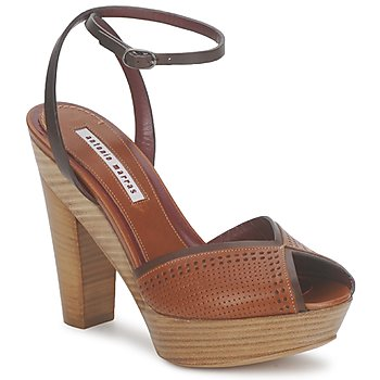 Sandalen Antonio Marras 4211 PAYA Brown 350x350