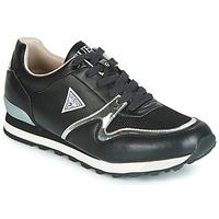 Schoenen Heren Lage sneakers Guess NEW CHARLIE Zwart