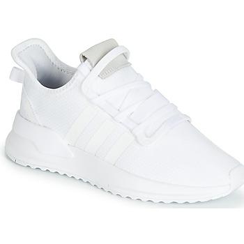 Schoenen Lage sneakers adidas Originals U_PATH RUN Wit