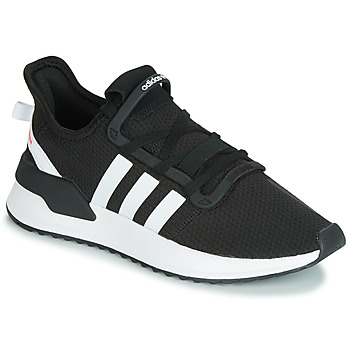 Schoenen Lage sneakers adidas Originals U_PATH RUN Zwart