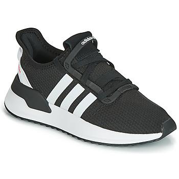 Schoenen Kinderen Lage sneakers adidas Originals U_PATH RUN J Zwart
