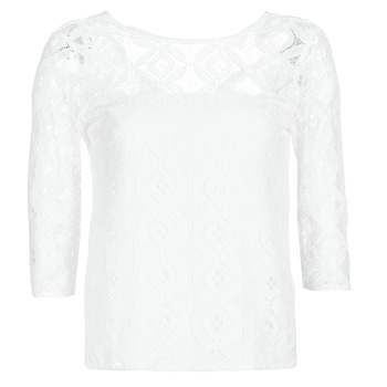 Textiel Dames Tops / Blousjes Betty London CONSTANCE Wit