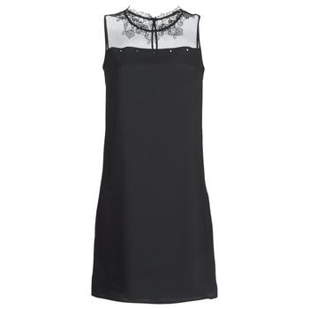 Textiel Dames Korte jurken One Step TINA Zwart