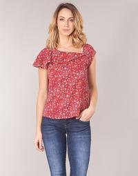 Textiel Dames Tops / Blousjes Ikks BN11345-37 Corail / Multikleuren