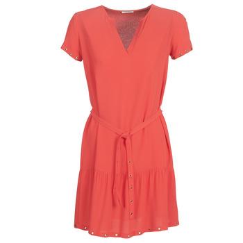 Textiel Dames Korte jurken Ikks BN30115-35 Corail / Roze