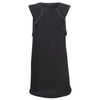 Textiel Dames Korte jurken Ikks BN31075-02 Zwart
