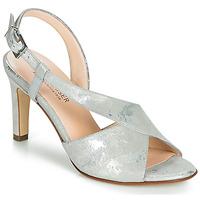 Schoenen Dames Sandalen / Open schoenen Peter Kaiser OPRAH Zilver