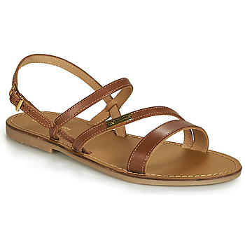 Schoenen Dames Sandalen / Open schoenen Les Tropéziennes par M Belarbi BADEN Tan