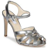Schoenen Dames Sandalen / Open schoenen Moschino MA1604 Nappa-accai