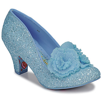 Schoenen Dames pumps Irregular Choice BANJOLELE Blauw