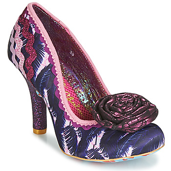Schoenen Dames pumps Irregular Choice PRIZE WINNER Violet