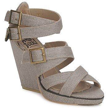 Schoenen Dames Sandalen / Open schoenen Feud WASP Taupe