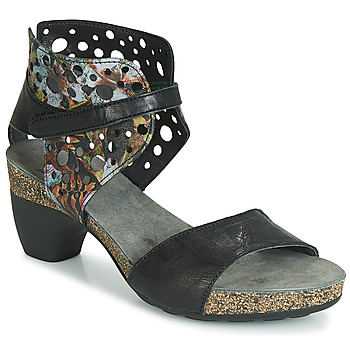 Schoenen Dames Sandalen / Open schoenen Think ZEG Zwart