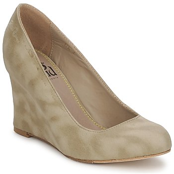 Schoenen Dames pumps Feud MARISSA Naturel