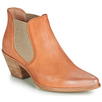 Schoenen Dames Laarzen Muratti DAMARYS Orange