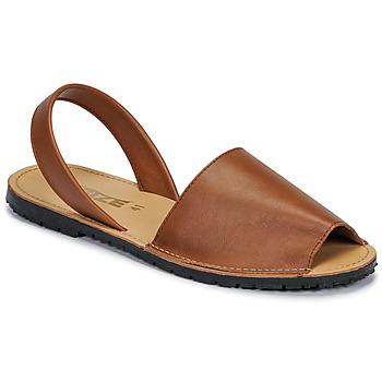 Schoenen Dames Sandalen / Open schoenen So Size LOJA Brown
